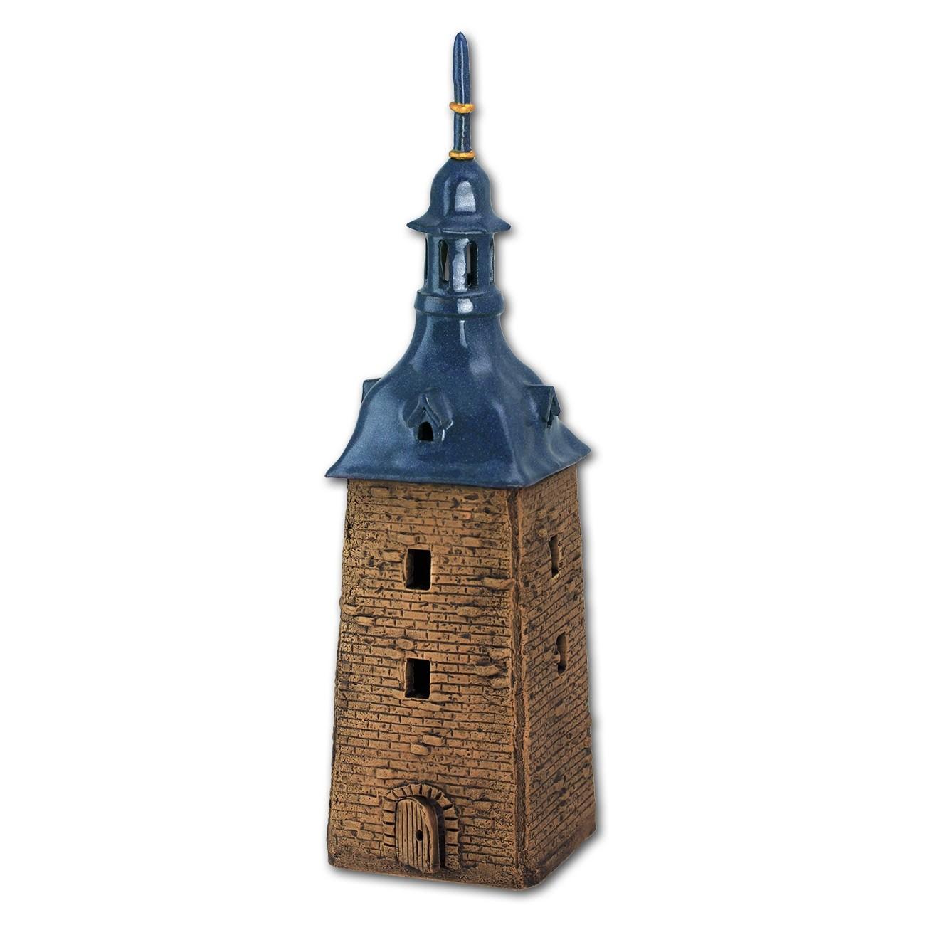 Magdeburger Turm Köthen - Lichthaus original LeuchtKeramik KOM02N