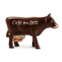 Design Kuh als Cafe au Lait 4,5cm Köthen Kuhparade KOS009
