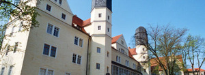 Köthen Information im Schloss