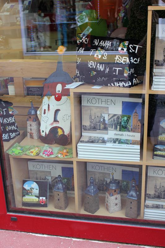 Schaufenster Mein Buchladen