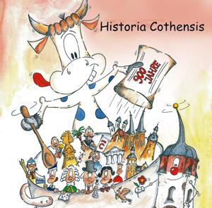 Ausschnitt Plakat Historia Cothensis