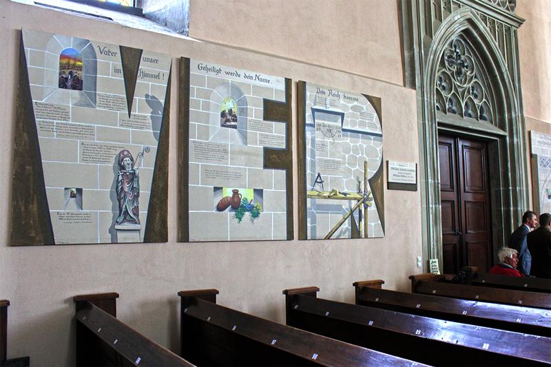Ausstellung Jakobskirche