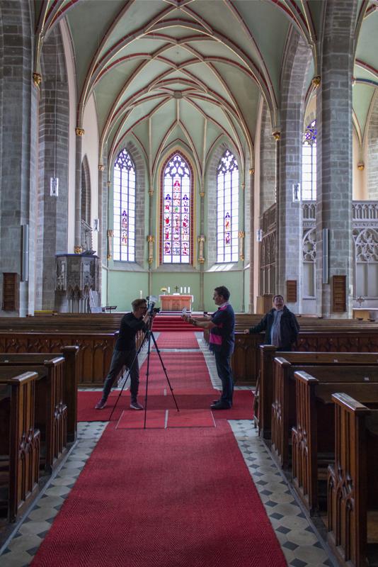 Fototermin Jakobskirche