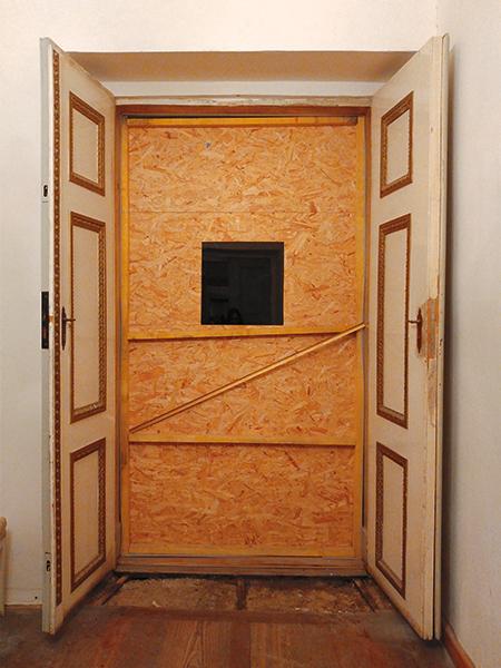 Spiegelsaal wird restauriert