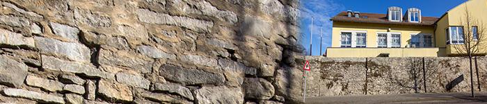 Köthens Stadtmauer