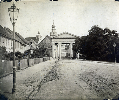 Magdeburger Tor Köthen
