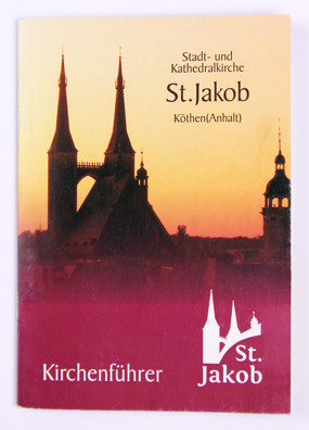 Der Kirchenführer St.Jakob