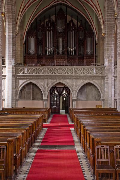 Orgel Jakobskirche