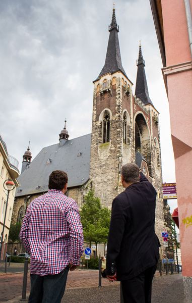 Nordturm Jakobskirche